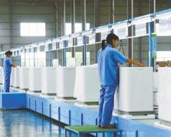 洗衣机生产线