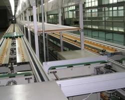 电焊机组装线