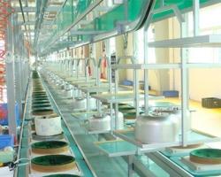 电水壶组装线