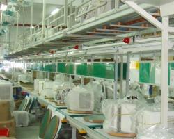 空调扇组装线